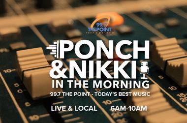 Ponch and Nikki