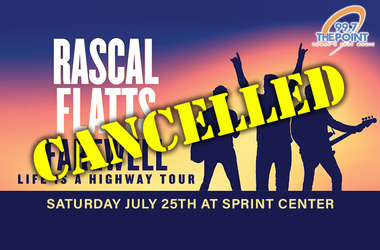 Rascal Flatts Cancelled