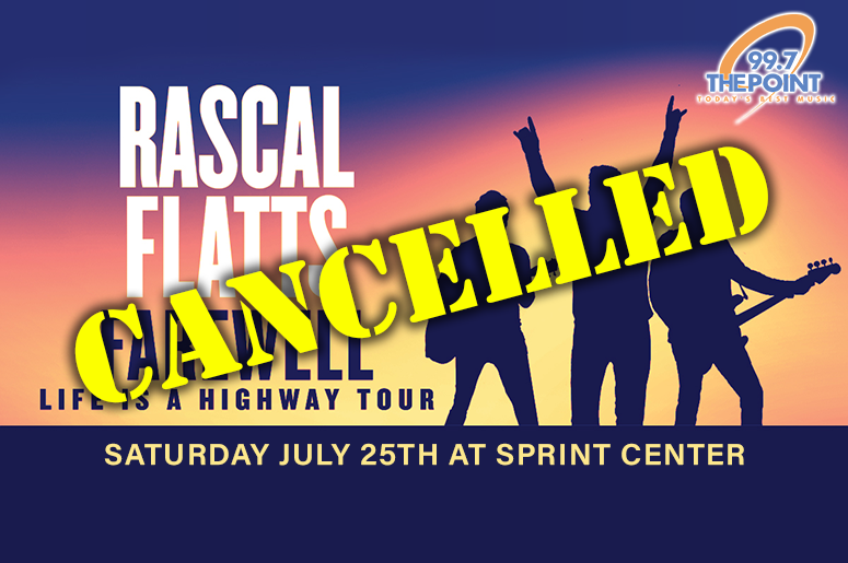 Rascal Flatts Cancelled