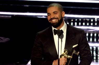1/2/2017 - Embargoed to 0001 Monday January 2 File photo dated 28/08/16 of rap star Drake who has been named the best-dressed man of the year in a chart compiled by GQ magazine.