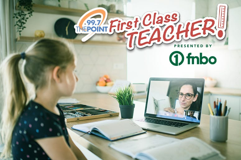 First Class Teacher Nominations