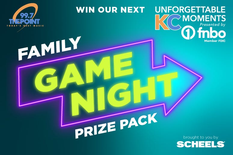 Unforgettable KC Moments: Family Game Night