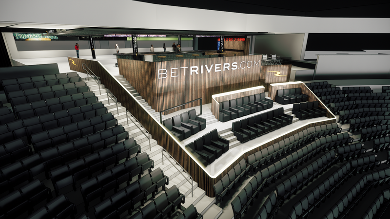 BetRivers Lounge at PPG Paints Arena - Hero