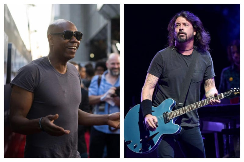 Dave Chappelle / Foo Fighters