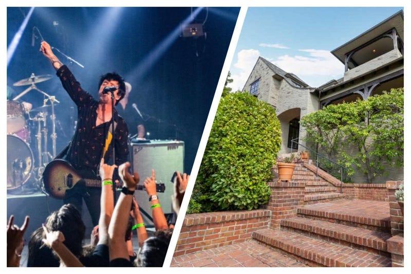 Billie Joe Armstrong / Mansion