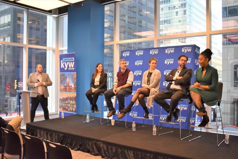 KYW Newsradio Executive Briefing 2020
