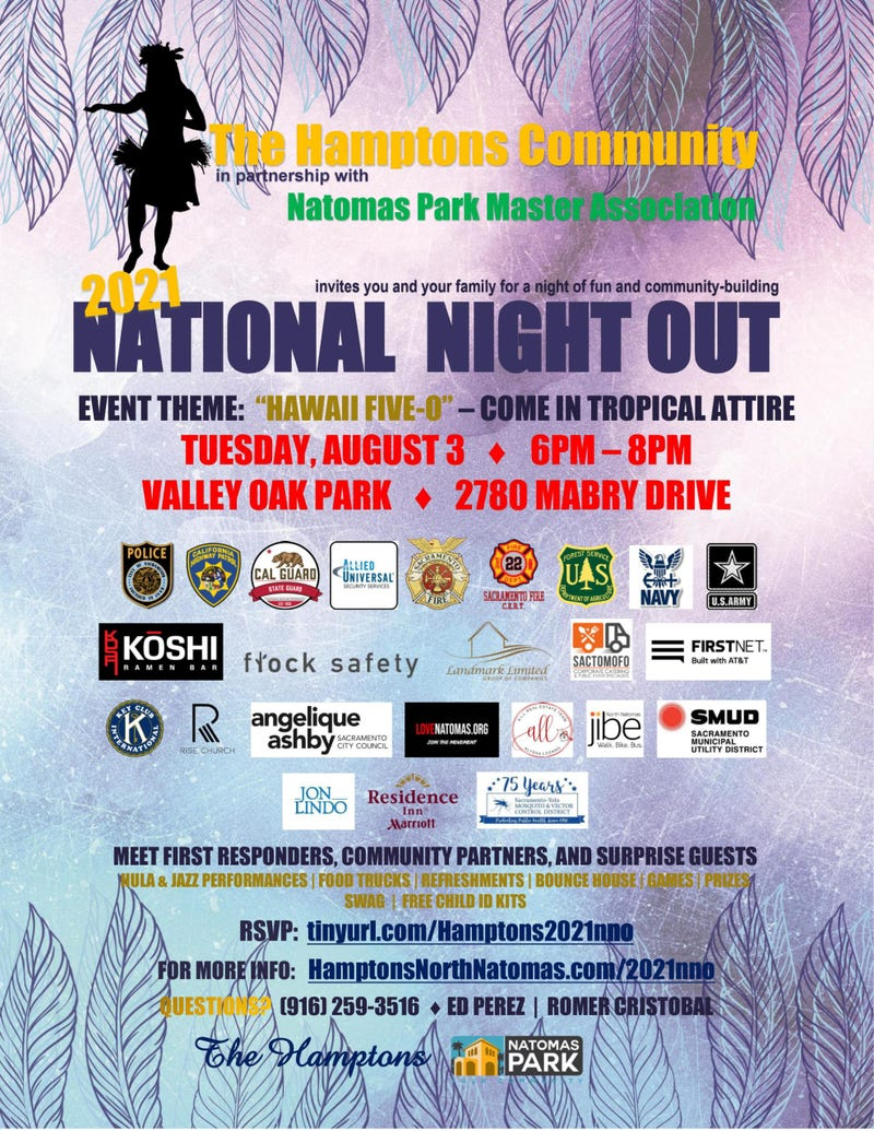 national night out natomas