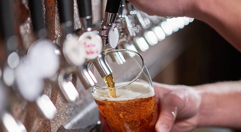 Craft Beer Tap