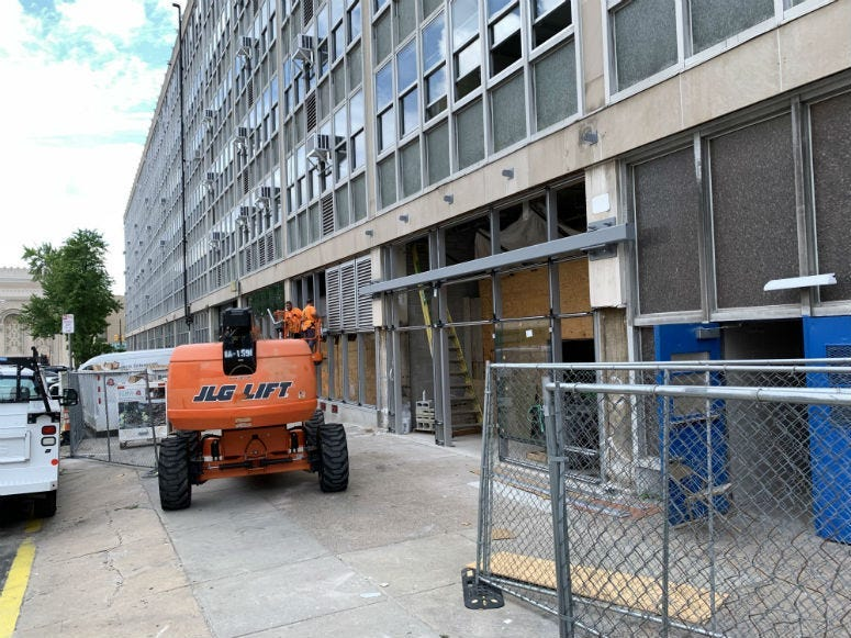 Science Leadership Academy gets ready to move into Ben Franklin High School