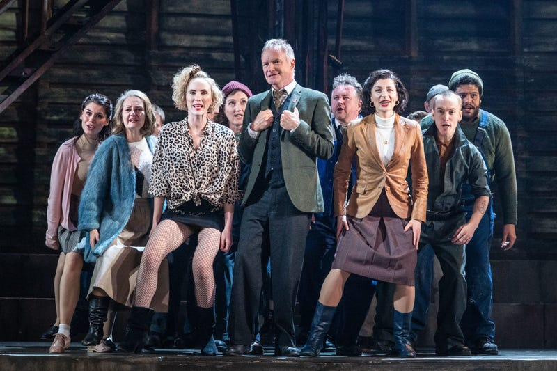 Sting The Last Ship Musical