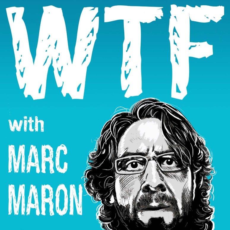Just Watch App / WTF with Marc Maron: Leonardo DiCaprio & Brad Pitt / Cheer