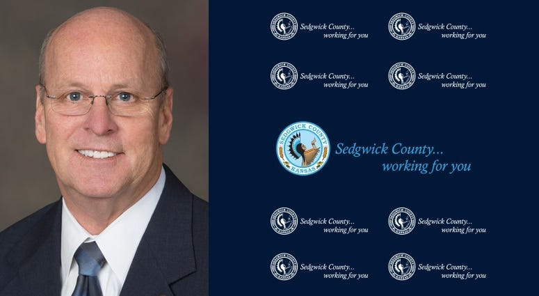 Sedgwick County Commission Chairman Pete Meitzner