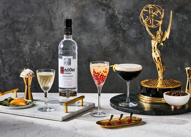 Ketel One Emmy's cocktails