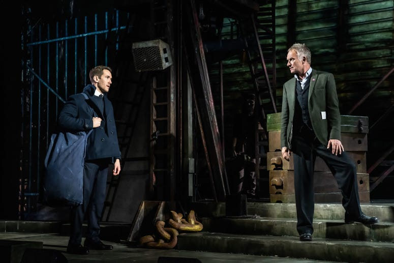 Sting's The Last Ship Musical