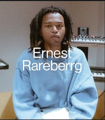 Get Up On This with Jensen Karp: Ernest Rareberrg