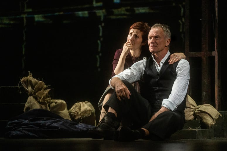 Sting The Last Ship Musical Los Angeles