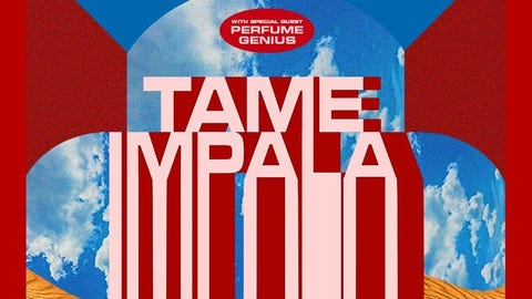 Tame Impala - RESCHEDULED