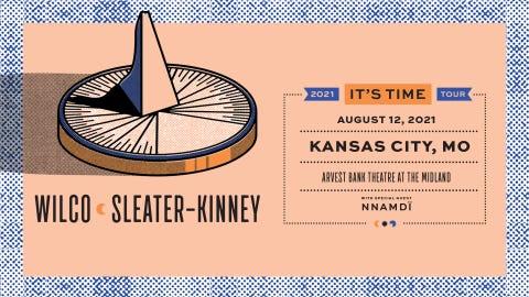 Wilco + Sleater‐Kinney