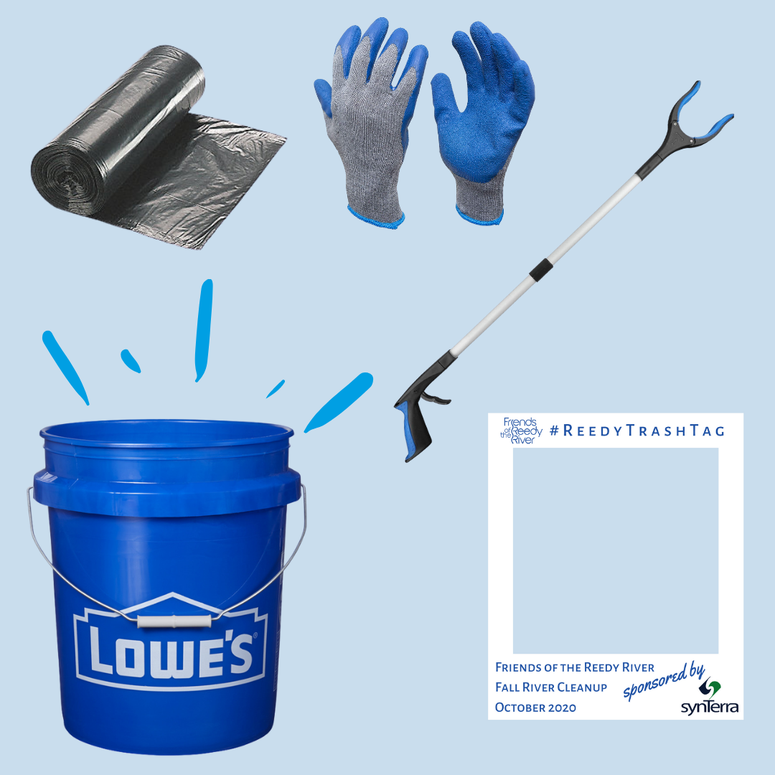 Fall clean up kit