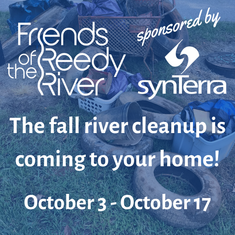 Fall clean up at home