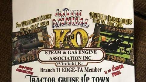 40th Annual K&O Steam & Gas Association Car Show