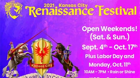 2021 Kansas City Renaissance Festival