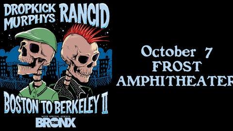 Rancid & Dropkick Murphys
