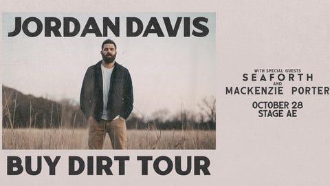 Jordan Davis: Buy Dirt Tour