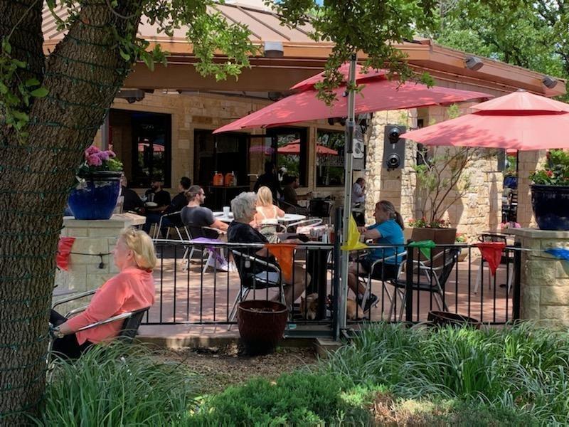 Businesses Begin Opening in Colleyville