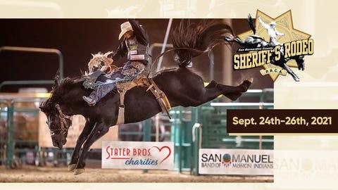 San Bernardino Sheriff's Rodeo