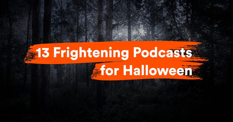 halloween podcasts