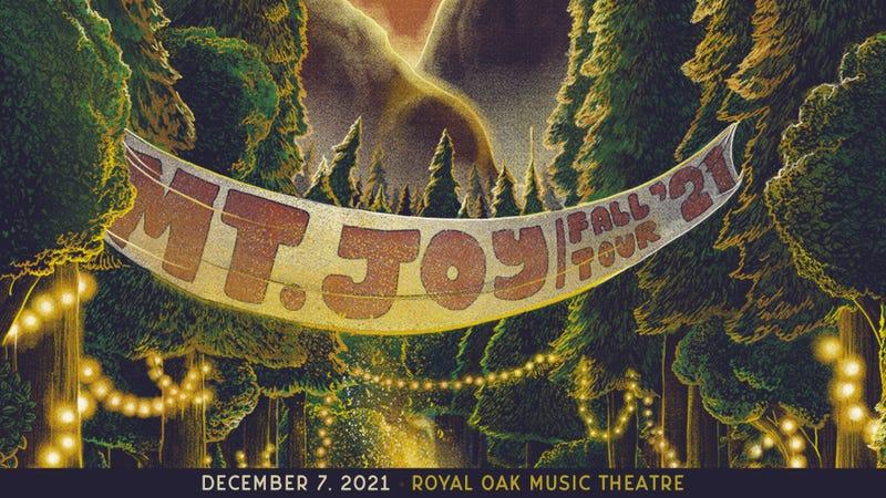 Mt. Joy Detroit