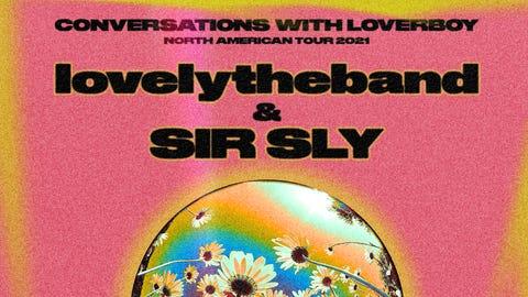 lovelytheband and Sir Sly