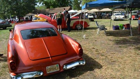 42nd Annual Lake Scott Car Club  Car Show