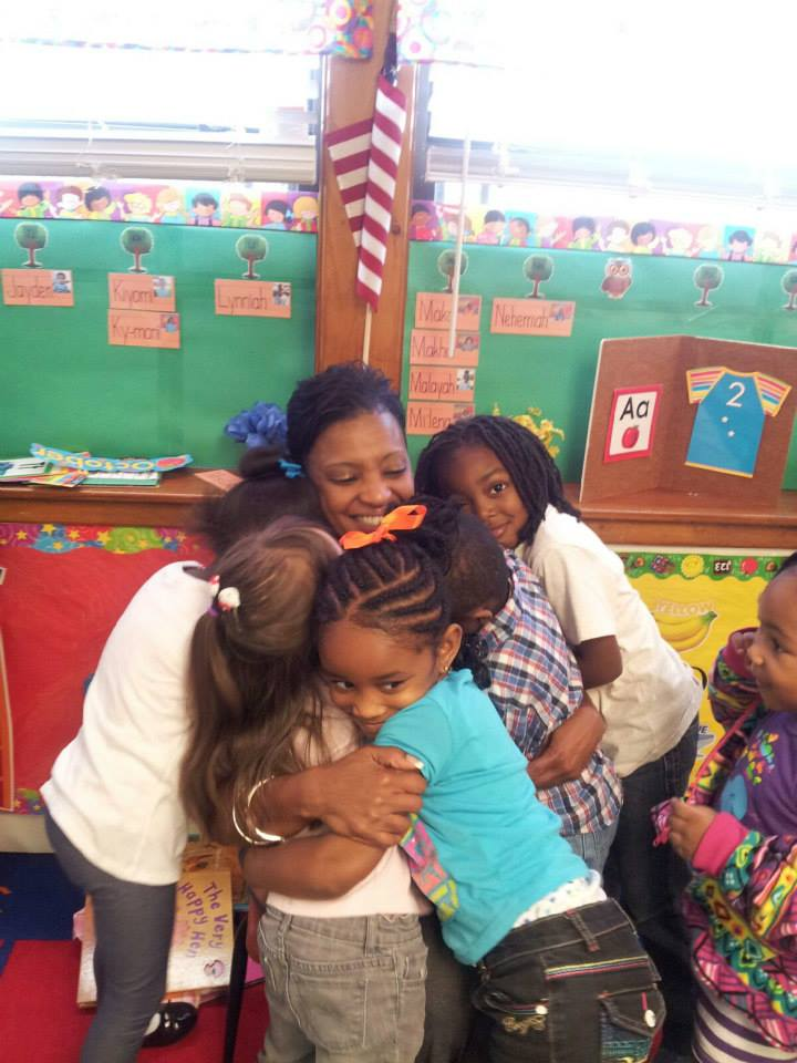 Missing reading to the Babies