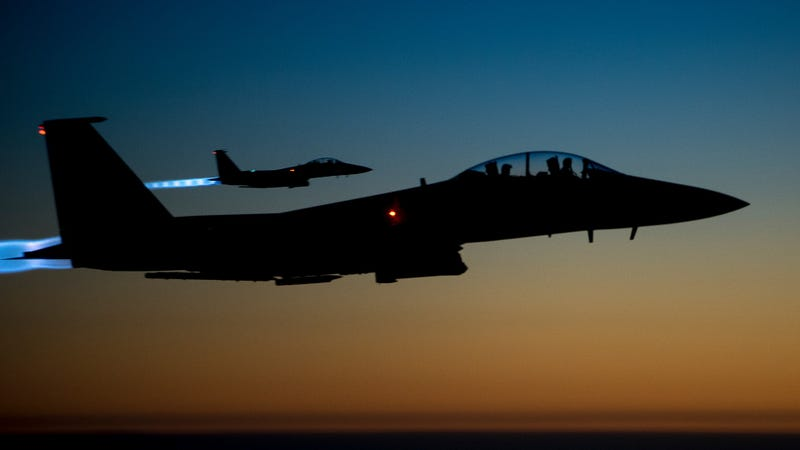 EXPLAINER: US airstrike in Syria sends message to Iran