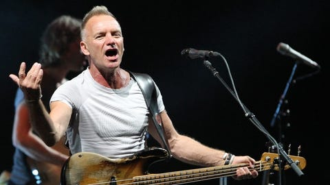 Sting: My Songs
