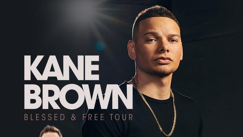 Kane Brown: <em>Blessed & Free Tour</em>