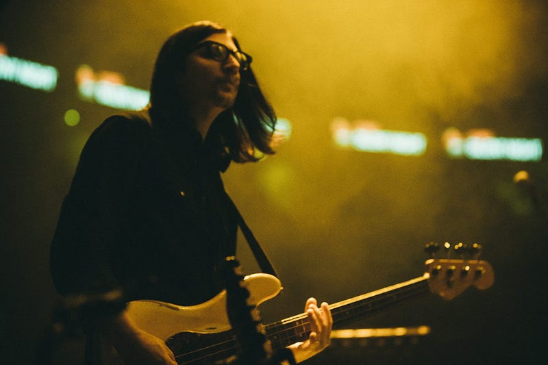The Raconteurs at Not So Silent Night 2019