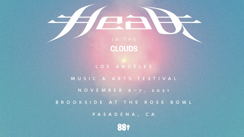 Head in the Clouds Music & Arts Festival (November 6 & 7)