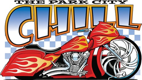 """Welcome to """"The Park City Chill""""Kansas Largest Indoor Motorcycle Show!        October 15th    16th    17th"""
