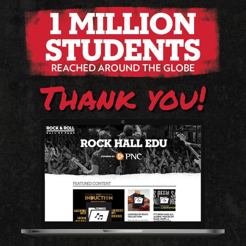 Rock Hall - 1M Served