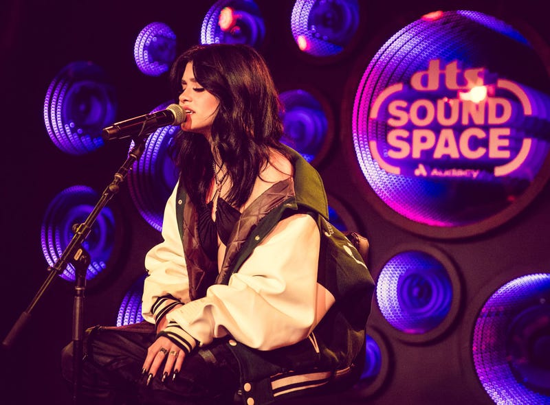 Nessa Barrett live in the DTS Sound Space