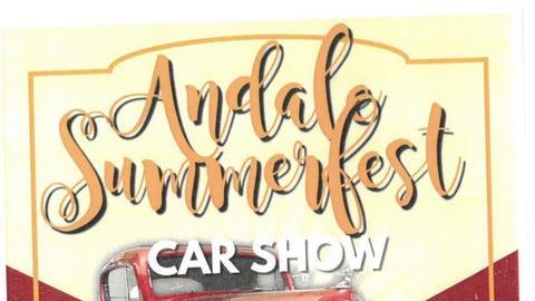 Andale Summerfest Car Show