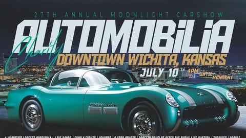 27th Annual Automobilia Moonlight Charity Car Show