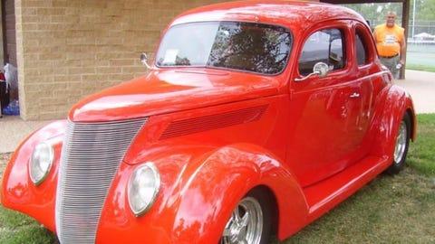 Tyler Harvey Memorial Car Show