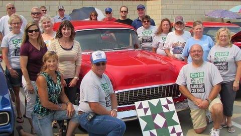 Chapman Labor Day Car Show