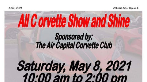All Corvette Show and Shine