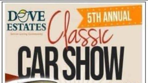 5th Annual Classic Car Show