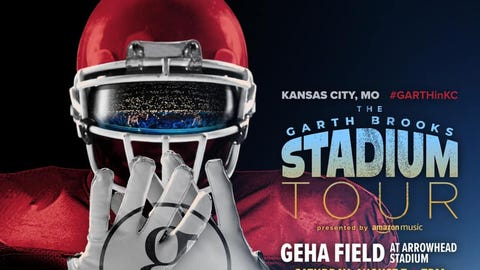 Garth Brooks Stadium Tour